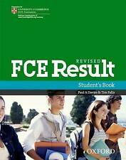 Revised FCE Result: Student's Book by Paul A. Davies, Tim Falla (Paperback,...