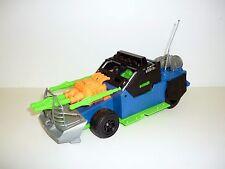 GI JOE BEAST BLASTER Vintage Figure Vehicle Street Fighter 2 COMPLETE 1993
