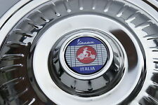 "VESPA Rally LVB GS GL 10"" Stainless Steel Spare Wheel Cover Trim"