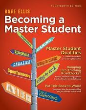 BECOMING A MASTER STUDENT BY DAVE ELLIS 2012 PAPERBACK 14TH EDITON
