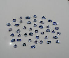 Tanzanite gem mix loose parcel over 5 carats