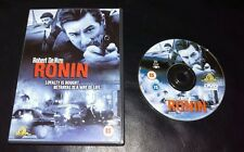 RONIN DVD. ROBERT DE NIRO  JEAN RENO