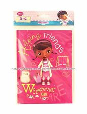 DOC MCSTUFFINS 40 Pages Lined Paper JOURNAL Helping Friends Wherever The Are NEW