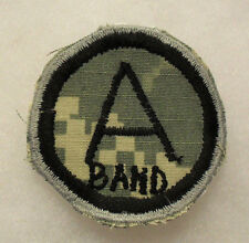 "HARD TO FIND AFGHAN MADE 3RD ARMY W/ ""BAND"" EMB BELOW THE ""A"" DIGITAL ARMY CAMO"