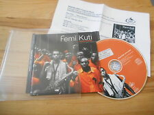 CD Ethno Femi Kuti - Africa Shrine (14 Song) TROPICAL MUSIC + Presskit