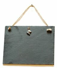 Hare Head Slate Chalk Notice Board  Messages, Lists , Shooting Gift