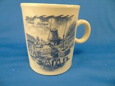 Coffee mug tea cup made Holland Vekdgeer De Klomp Delft Blue Mother's Day gift