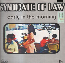 SYNDICATE OF LAW - Early In The Morning - 909 Records