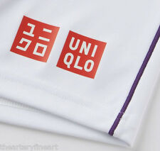 UNIQLO x Novak Djokovic 2014 Wimbledon Tennis Shorts X-LARGE Dry-Ex White *NWT*