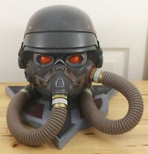 Killzone PS3 Helghast Limited Edition Gas Mask Display Helmet Storage Case Only