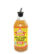 Bragg's No Spill Pour Spout for Bragg  Apple Cider Vinegar Bottle (Spout Only)