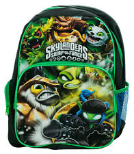 Skylanders Backpack Kids Boys School Book Bag Travel Luggage Toy Stink Bomb Elf