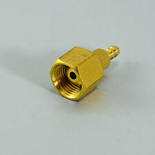 M16*1.5 Gas & Water Quick Fitting Hose Connector For Plasma Cutter And Tig Torch