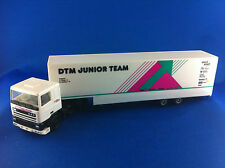DAF 95 Sattelzug Renntransporter Motorsport DTM Junior Team Herpa