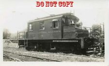 6G074 RP 1944 NIAGARA ST CATHARINES TORONTO RAILWAY MOTOR #18 CANADIAN NATIONAL
