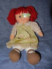 "Eye Patch for Lazy Eye ""Little Patching Buddy""  Girl Doll #2C"