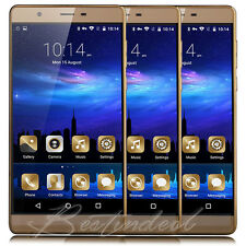 6.0'' Gold Quad Core Dual SIM Android 5.1 AT&T Net10 Smart Cell Phone Unlocked