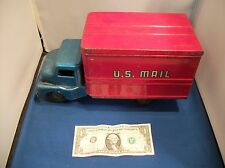 Vintage Structo US Mail Delivery Box Truck - 50s