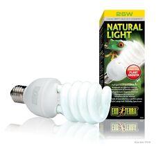 Exo Terra Natural Light Full Spectrum Daylight Bulb (26 Watt)
