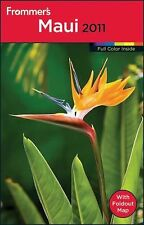 Frommer's Maui 2011 (Frommer's Complete Guides) by Foster, Jeanette, Good Book
