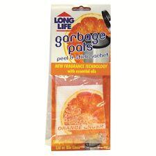 Long Life Orange Garbage Pals Bin Deodoriser