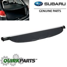 09-13 Subaru Forester Rear Retractable Tonneau Cargo Cover OEM NEW 65550SC000JC