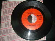 """45 Johnny Cash """"A Thing Called Love/ Daddy"""" Columbia VG to VG+"""