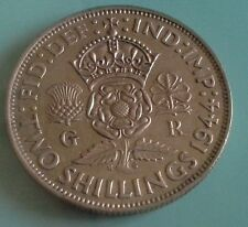 1944GEF KING GEORGE VI SILVER FLORIN (TWO SHILLINGS)