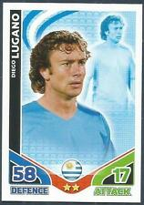 TOPPS MATCH ATTAX WORLD CUP 2010-URUGUAY-DIEGO LUGANO