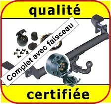 ATTELAGE remorque Opel Zafira A 1999 à 2005 + faisceau 7 broches complet / neuf