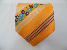 MONTI SILK TIE SETA CRAVATTA MADE IN ITALY  A1873