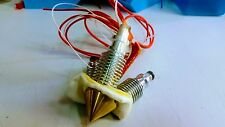 Diamond Hotend Reprap 3D Printer MultiColor Hot End 3 IN 1 OUT Extruder 0.4/1.75
