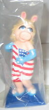 The Muppet Show All American Miss Piggy Patriotic Palisades Mini Figure