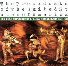 Presidents of the U.S.A. : The Presidents of the United States of America (2CDs)