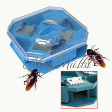 Safe Kitchen Pollution Automatic Control Cockroach Catcher Trap Insert Killer JM