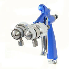 Nano Chrome Painting Double Nozzle Spray Gun High Particle Atomization Design
