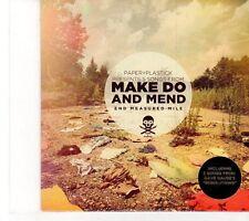 (EY839) Paper+Plastick, Make Do & Mend, 7 track sampler - DJ CD