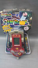 GAME AND WATCH CYBER PINBALL