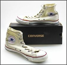 CONVERSE UNISEX LACE-UP ANKLE HIGH CASUAL SHOES SIZE MEN 5.5 WO,S 7.5, EUR 38