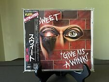 Sweet Give Us A Wink - Pastmasters 2 (Japanese Edition Incl. OBI) CD