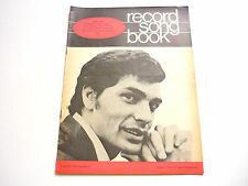 Record Song Book Magazine 1-4-1967 Engelbert on Cover Monkees on rear.