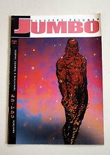 JUMBO Giuseppe Palumbo speciale Cut-Up intervista e fumetti inediti Phoenix 2001