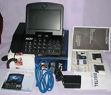 ACN IRIS 3000 Videophone with camera with auto light sensor to help deaf people