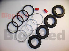 REAR Brake Caliper Seal Repair Kit for TOYOTA CELICA 2.0i Turbo 4wd ST205 (3838)