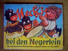 """""""Mecki bei den Negerlein – Sein sechster märchenhafter Reisebericht, aufge..."""""""