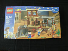 Lego NEW set #7594 Toy Story Woody's Roundup New and Sealed!  502 Pieces!