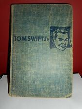 TOM SWIFT JR AND HIS DEEP SEA HYDRODOME VICTOR APPLETON II 1958 FIRST EDITION