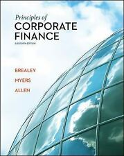 Principles of Corporate Finance 11th Int'l Edition