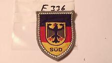 Bundeswehr Verbandsabzeichen Territorialkommando Süd gewebt neu (e336-)