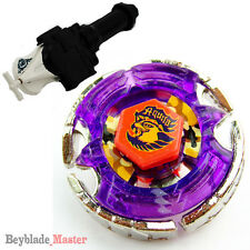 Masters BEYBLADE Metal Fusion BB-47 Earth Eagle (Aquila)+DRAGO Launcher+GRIP NEW